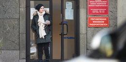 Daria Widawska ucieka z dziećmi przed zimą