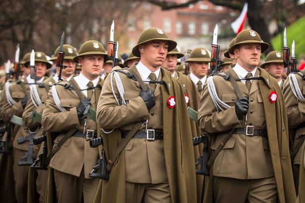 Obchody święta 11 listopada w Krakowie