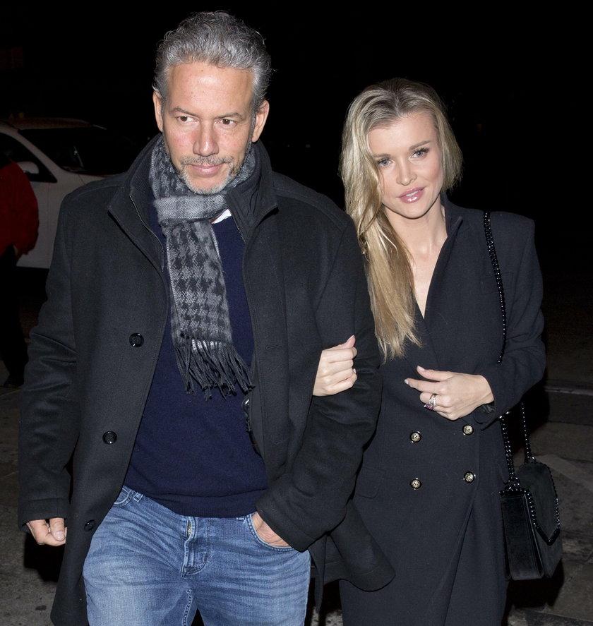 Joanna Krupa i jej narzeczony Douglas