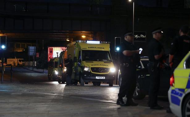 Wielka Brytania: Dwoje Polaków może być wśród zaginionych po zamachu