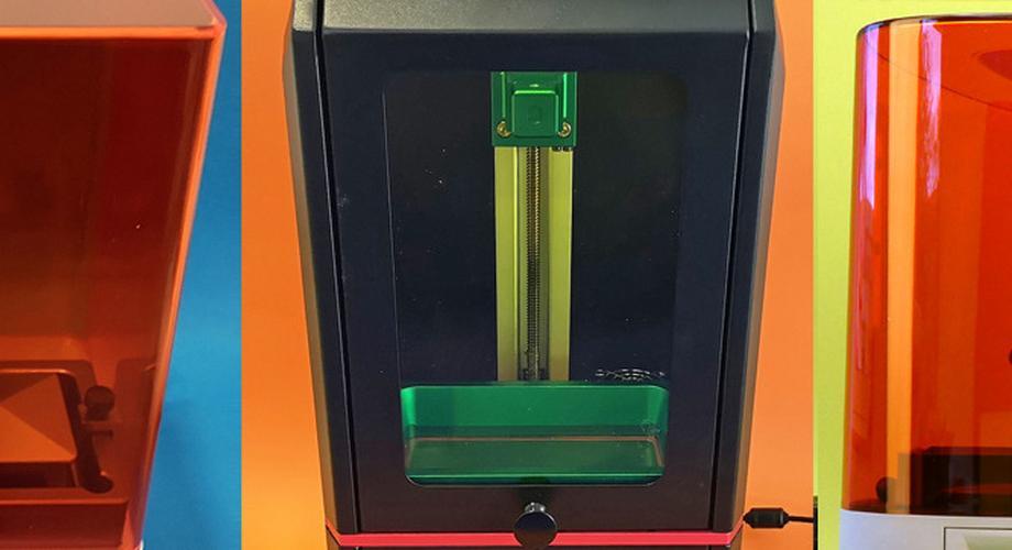 3D-SLA-Drucker im Vergleich: Mars, Photon und Elfin