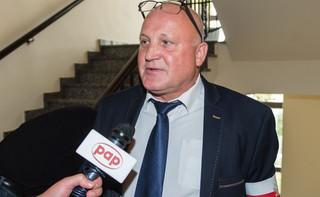 'Czas walczyć z żydostwem i uwolnić od niego Polskę': Policja analizuje nagrania ze zgromadzenia Piotra Rybaka