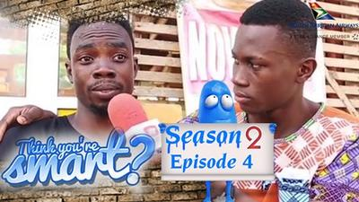 """Season 2 of """"Think You're Smart"""" - Testing the brains of Ghanaians [Episode 4]"""