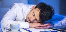 Ciągle chce ci się spać? Nie tylko kawa podnosi ciśnienie