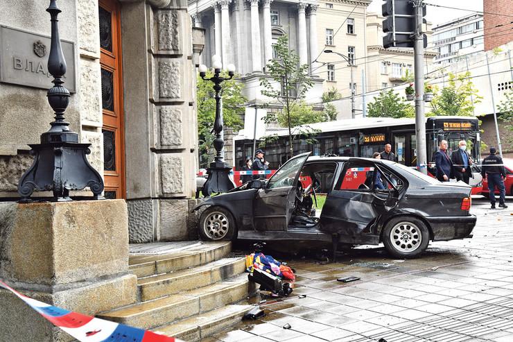 saobraćajna nesreća Vlada