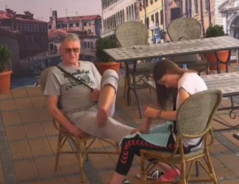 ZGROZILA MNOGE OVIM POTEZOM: Milijana sekla nokte Milojku! VIDEO