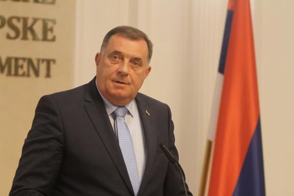 """Dodik: """"Spreman sam da podnesem ostavku u Predsedništvu, ali da se ne bira novi član"""""""