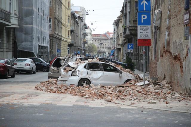 Zagreb je imao mnogo muke i sa nedavnim zemljotresom
