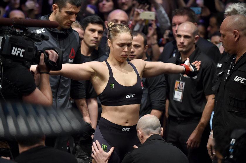 Ronda Rousey powalczy w bieliźnie? Federacja Lingerie Fighting Championship chce ją u siebie