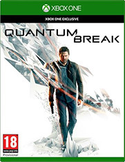 Okładka: Quantum Break