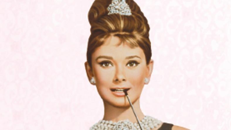 """Audrey Hepburn w """"Śniadaniu u Tiffany'ego"""""""