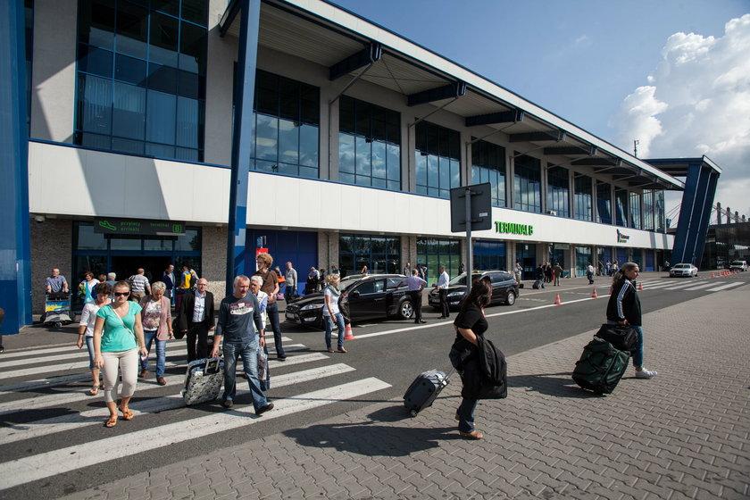 Katowice. Nowa linia autobusowa na lotnisko w Pyrzowicach
