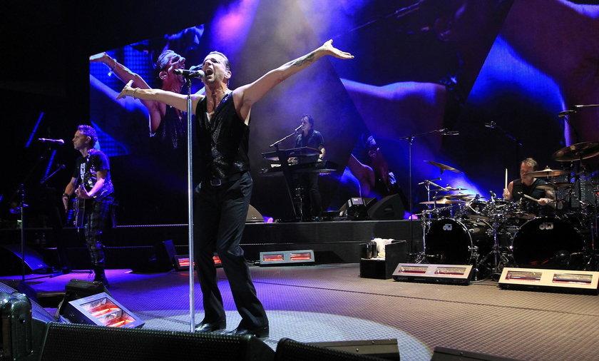 Depeche Mode zagra w Atlas Arenie