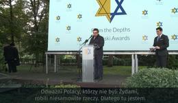 W Warszawie wręczono odznaczenia im. Żabińskich
