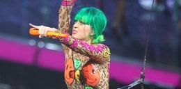 Koncertowe stylizacje Katy Perry