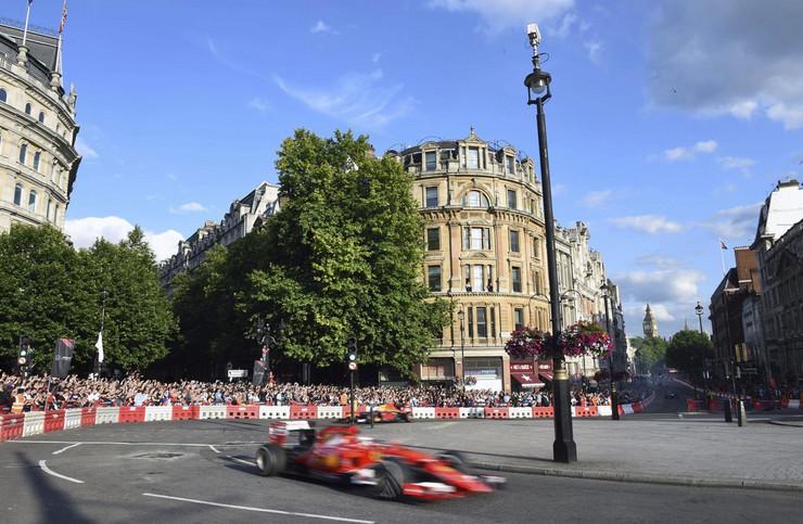 London, Formula 1