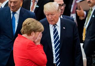 Kanclerz Merkel może dostać reprymendę od prezydenta Trumpa. Za Nord Stream 2