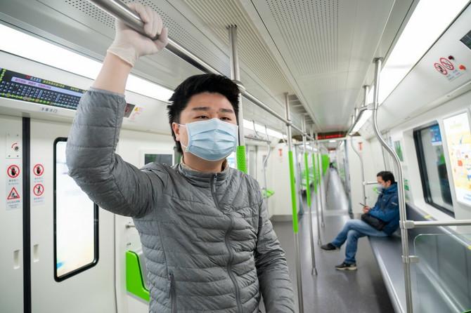 Lekar iz Vuhana u metrou 18. marta