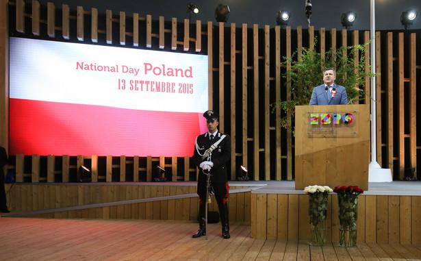 Wystawa Światowa w Mediolanie kończy się 31 października