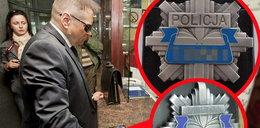 Rutkowski udaje policjanta?