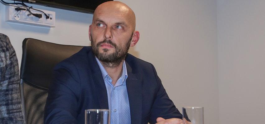Nowy trener Legii Warszawa Marek Gołębiewski: Nie urwałem się z choinki