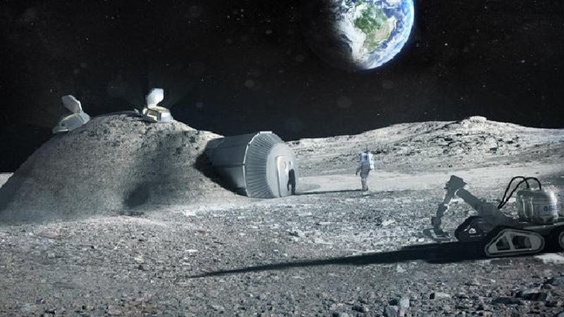 Chiny zainteresowane kosmicznym górnictwem