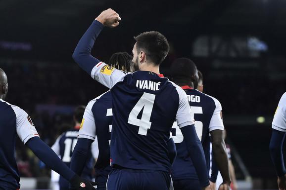 ZVEZDIN HEROJ iskren posle zlata vrednog gola u Danskoj! Mirko Ivanić: Čestitali smo jedni drugima u svlačionici!