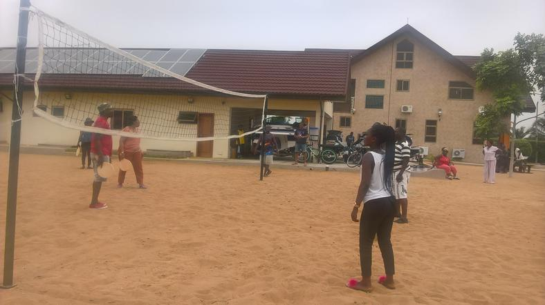 Accra Physiotherapy and Sports Injury Clinic hosts funfair
