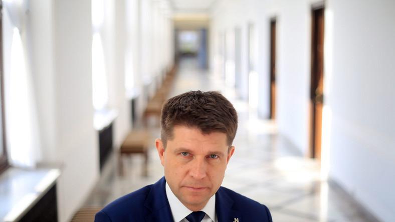 Ryszard Petru w Sejmie