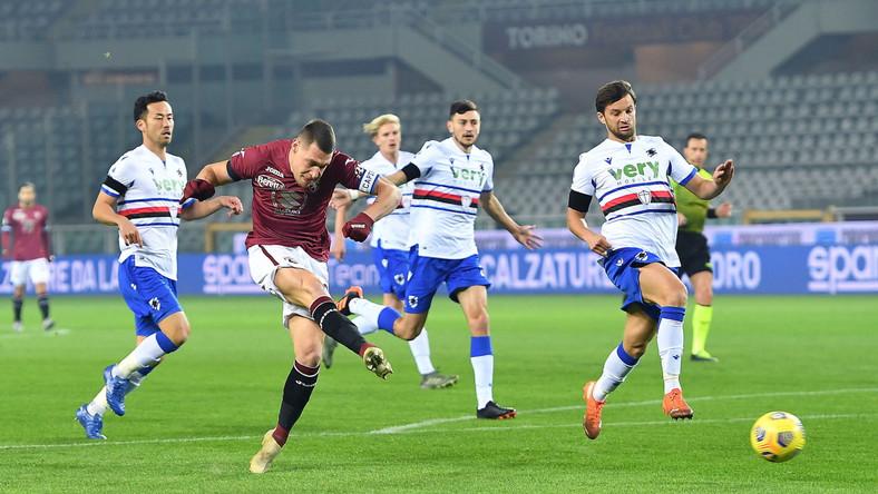 Mecz Torino - Sampdoria