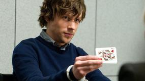 """""""Iluzja"""": Jesse Eisenberg: praca z Freemanem i Cainem była dziwna"""