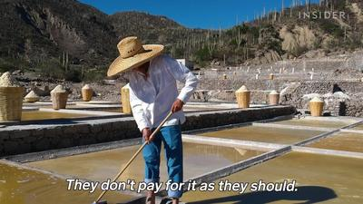 Meet one of the last salt makers keeping a 2,000-year-old tradition alive