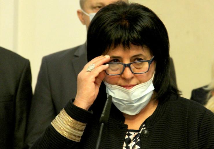 Srebrenka-golić-ministar prostornog uređenja -8