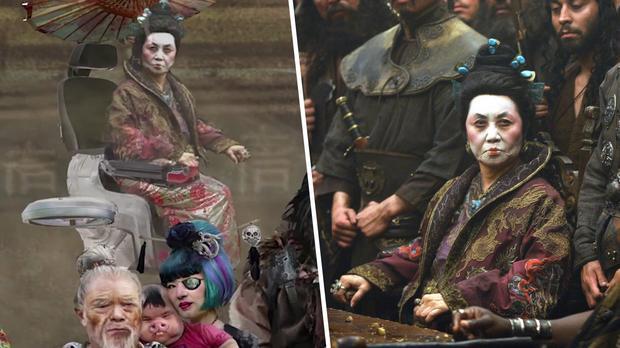 Beyond Good and Evil 2 (po lewej) i Piraci z Karaibów