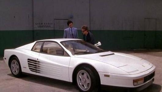 Ile warte jest Ferrari z Miami Vice?