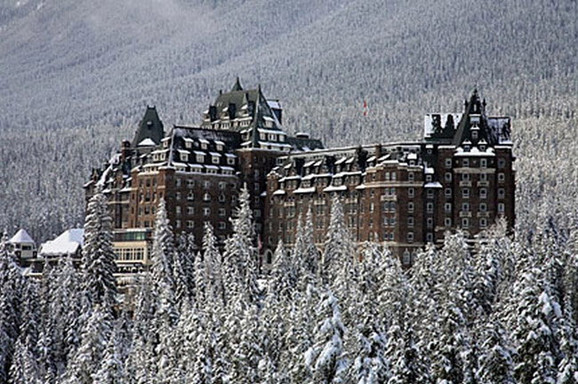 Važi za jedno od najukletijih mesta na svetu: Banf Springs hotel
