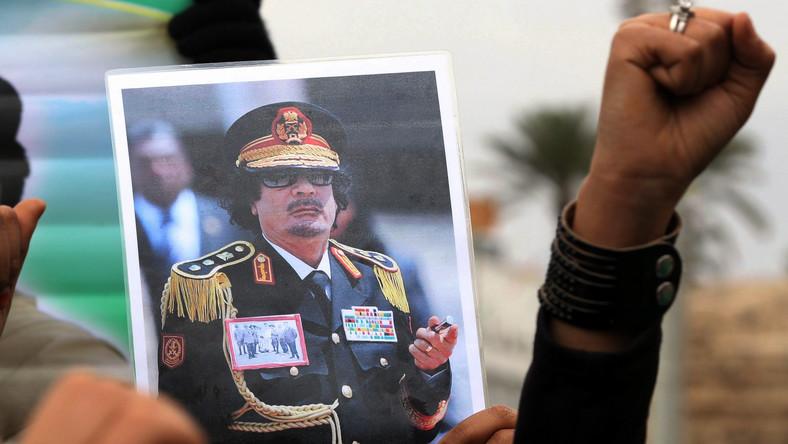Kadafi żąda pilnego posiedzenia Rady Bezpieczeństwa ONZ
