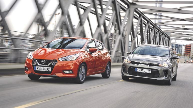 Nie tylko do miasta: Kia Rio vs. Nissan Micra