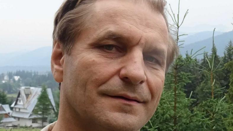 Antoni Przechrzta, prezes Polskiego Stowarzyszenia Duchowych Uzdrowicieli
