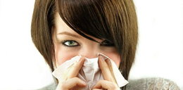 Zima alergika