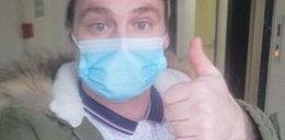 Brytyjczyk zaraził się koronawirusem. Twierdzi, że sam zwalczył chorobę. Nie uwierzycie jak!