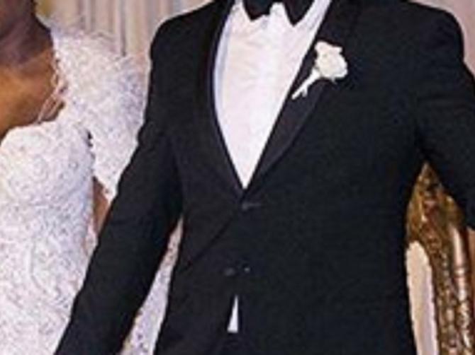 Prva venčanica Serene Vilijams bila je veoma prmećena: Ali je tek DRUGA bila VRHUNSKI SPEKTAKL!