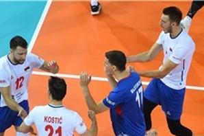 NOVA POBEDA SRBIJE Odbojkaši Srbije blizu plasmana na završni turnir Lige nacija