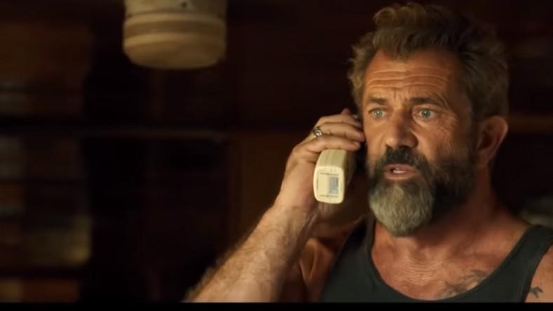 "Mel Gibson w filme ""Blood Father"""