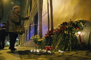Trump przekazał Putinowi wyrazy współczucia po wybuchu w metrze