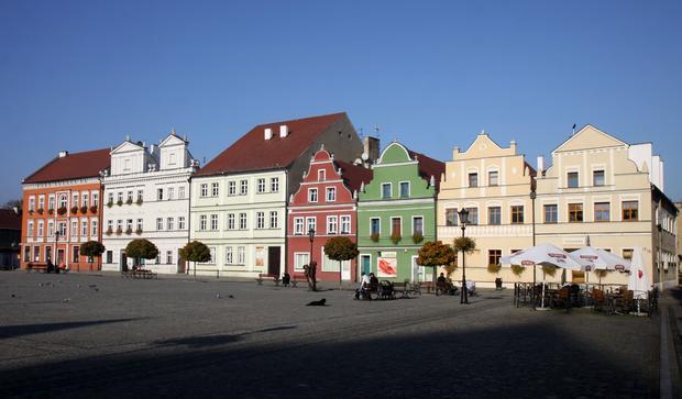 Bytom Odrzański, rynek