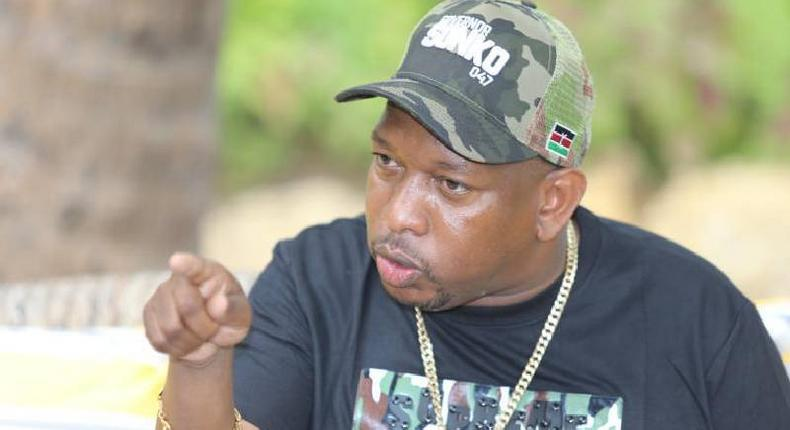 File image of Governor Mike Sonko