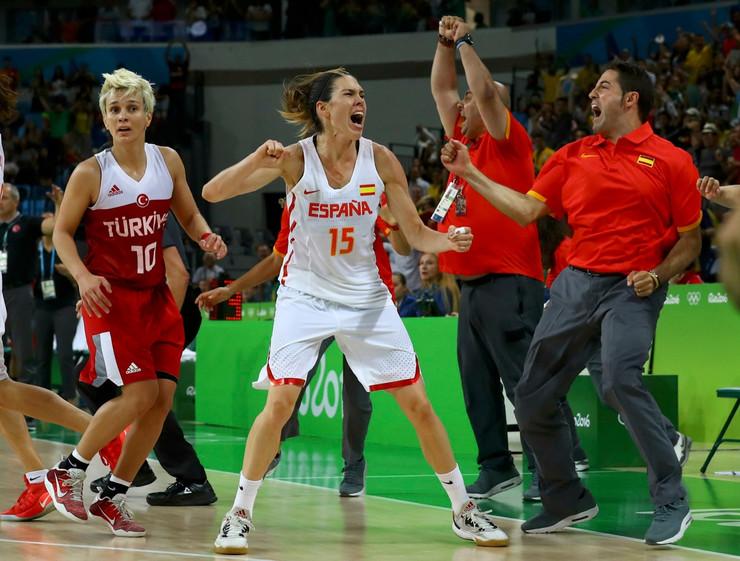Ženska košarkaška reprezentacija Španije