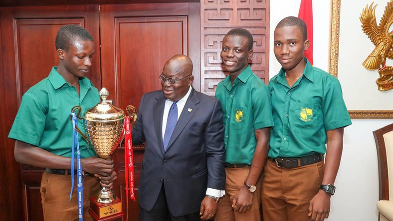 Image result for prempeh college nsmq winners