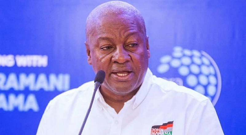 """I disagree with the process of the trial and the ruling of the Supreme Court"" - Mahama"